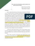 Artigo Jaume Fatima