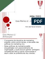 Caso Prático 2 Marketing in Practice