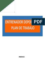 Planeacion de Actividades