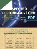 Especto electromagnetico