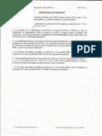 Problemario Probabilidad y Estadistica CECyT 1