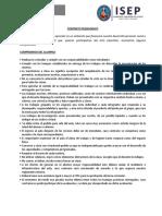 Contrato Pedagógico 2017_ii