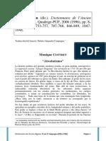 08- BÉLY (Ed.) - Dictionnaire de LAncien Régime (Artículos Varios)