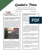 October 2006 Gambel's Tales Newsletter Sonoran Audubon Society