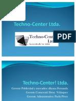 Centro Técnico-Informático diapositivas