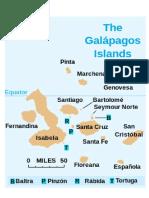 Los Volcanes de Las Galapagos