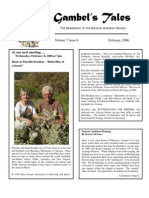 February 2006 Gambel's Tales Newsletter Sonoran Audubon Society
