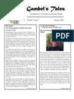 January 2006 Gambel's Tales Newsletter Sonoran Audubon Society