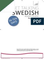 Talking Swedish