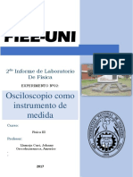 Fisica 3 Laboratorio 2