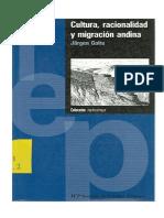 Golte Jurgen - Cultura Racionalidad Y Migracion Andina.pdf