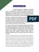 Outubro 2013 Nota Centro de Estudos de Mercado de Capitais Do Ibmec