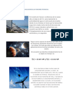 Aplicacion de Las Funciones Periodicas
