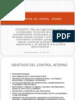 6- Fundamentos Del Control Interno
