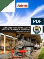 Prefeitura de Jaguariuna Sp 2010 Edital