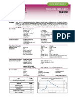Plexus MA300 Data Sheet