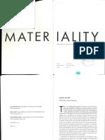 AULA 07-TA - MILLER, Daniel. Materiality