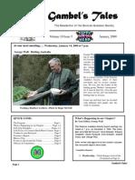 January 2009 Gambel's Tales Newsletter Sonoran Audubon Society