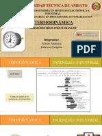 Termometros Industriales