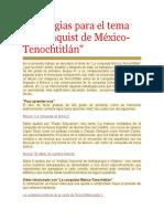 Estrategias Para El Tema México