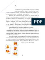 Cloreto de HexamincobaltoIII