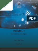 ML - Psicologia Clinica - Und 5