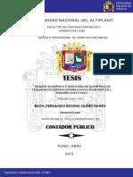 Nuñez Ramos Fernando Edwing