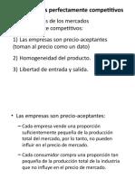 PPT Competencia Perfecta