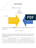Teoria Productos Notables Factorizacic3b3n