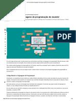 As 15 Principais Linguagens de Programação Do Mundo! _ Becode