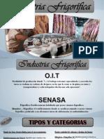 Seguridad e higiene en la Industria frigorífica (Autor