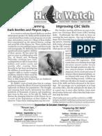September-October 2004 Wingtips Newsletter Prescott Audubon Society