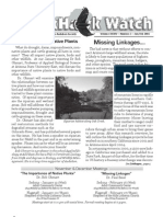 January-February 2005 Wingtips Newsletter Prescott Audubon Society