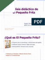 Análisis Didáctico Del Ajedrez