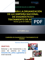 Presentacion Campaña Anemia Regione 29 de Octubre