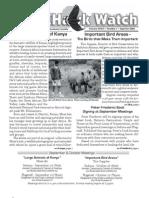 September-October 2006 Wingtips Newsletter Prescott Audubon Society
