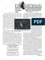 November-December 2006 Wingtips Newsletter Prescott Audubon Society