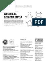 General Chemistry 2