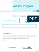 CADERNO DE TESTE DE LÍNGUA PORTUGUESA – ENSINO FUNDAMENTAL 2 - P0907.pdf