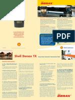 Donaxtx Brochure 275-S-001025 En
