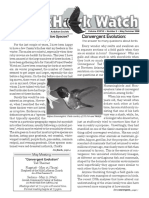 May-Summer 2008 Wingtips Newsletter Prescott Audubon Society