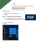 DNS Windows2016