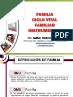 8.- Familia Funciones e Instrumentos