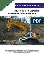 Bernett - ''Liebherr 944'' (File Doc.)