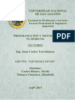 vectores presentacion