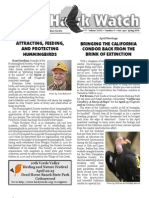 March-April 2010 Wingtips Newsletter Prescott Audubon Society
