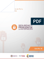 GuiaTransicion IPv4 a IPv6 Colombia 2016