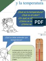 EL CALOR Recurso Ppt