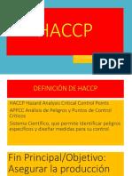 Trabajo Felix Haccp