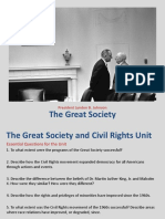 Great Society PPT